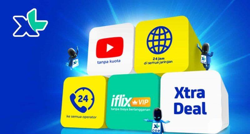 Keuntungan Jika Anda Menggunakan Paket Internet XL