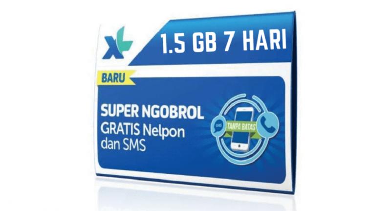 5 Keuntungan Jika Menggunakan Paket Internet dari Kartu XL