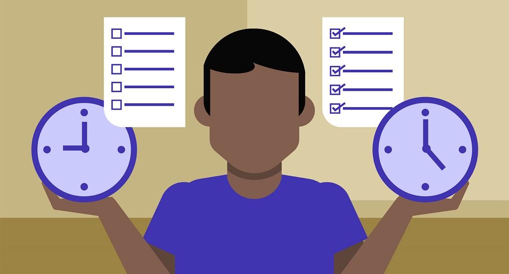 5 Tips Manajemen Waktu yang Baik agar Selalu Produktif