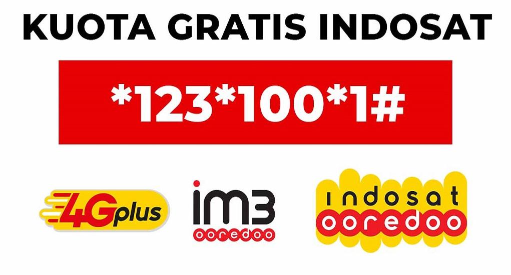 Ikuti Cara ini Untuk Kuota Gratis Dari Indosat