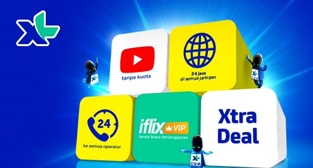 Kuota Internet Murah dari XL di Bawah 25 K