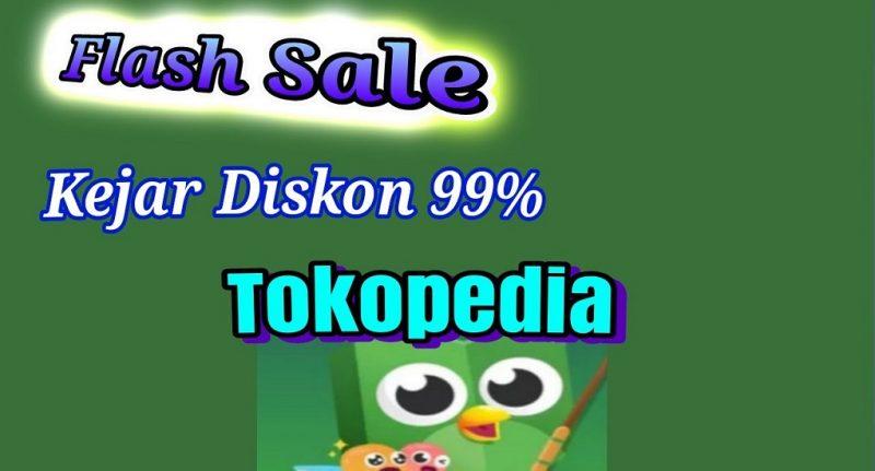 Tips Belanja Flash Sale di Tokopedia agar Kebagian