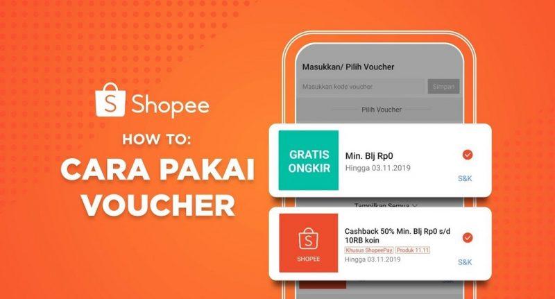 Tips Menggunakan Voucher Gratis Ongkir Shopee