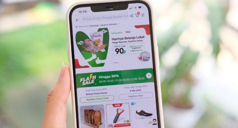 Trik Jitu Sukses Belanja Flash Sale di Tokopedia